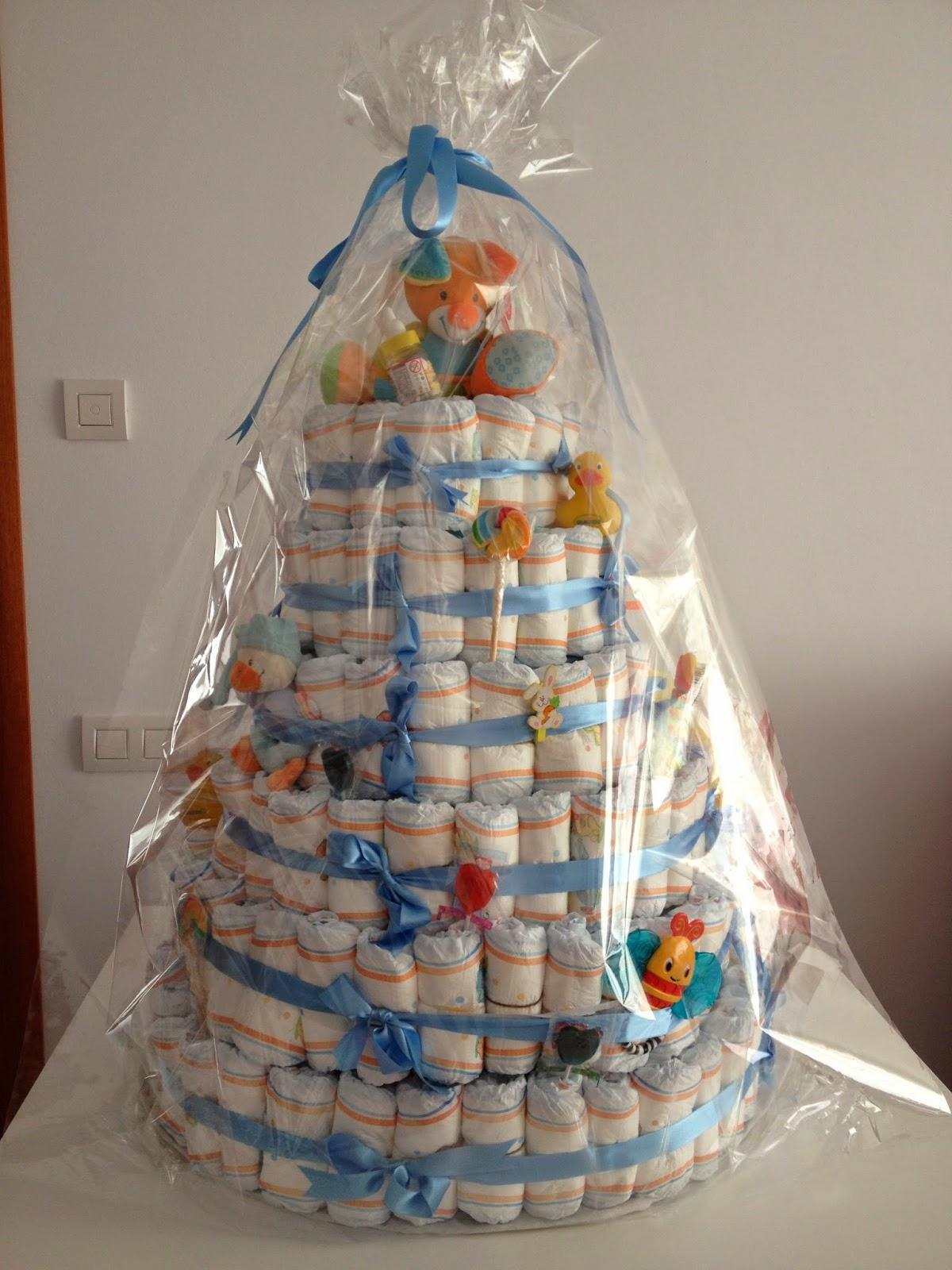 Manualidades Nativity Pastel De Pañales