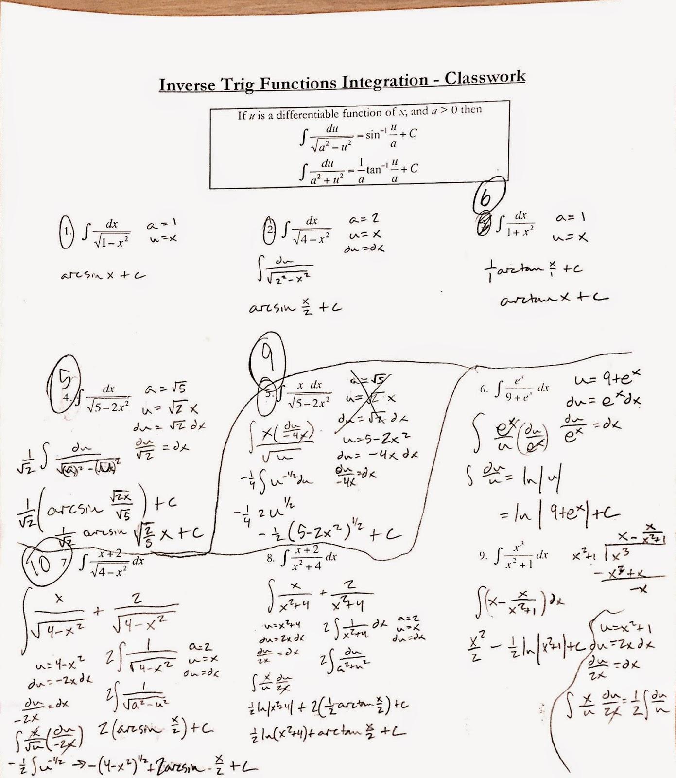 Calculus problem