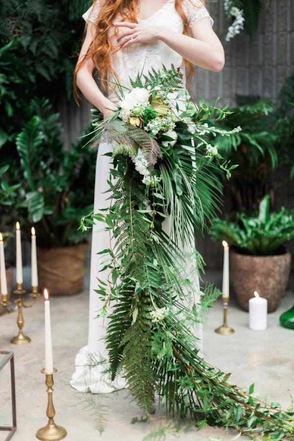 Greenery Love Wedding