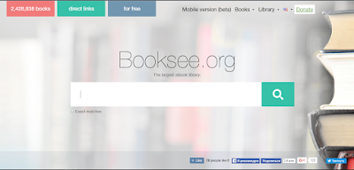 موقع روسي رائع يتيح لك تحميل أكثر من 2.4 مليون كتاب مجانا في مختلف المجالات و بدون تسجيل