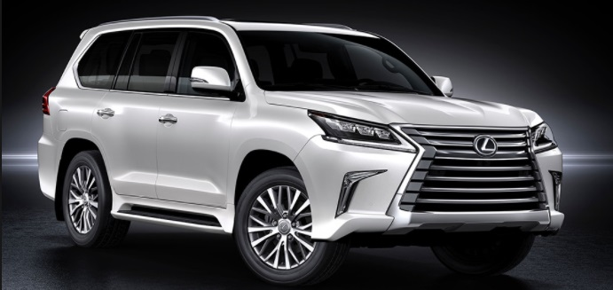 Lexus New LX Price Review and Spesification