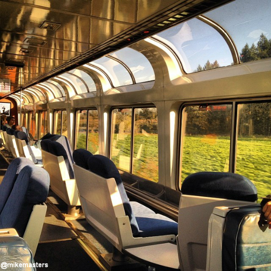 Miss HappyFeet: Plan A Pacific Coastal Trip With Amtrak