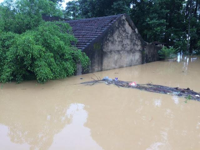 Toàn cảnh lũ lụt tại Ninh Bình và hoạt động cứu trợ tại Thanh Hoá - Ảnh minh hoạ 24