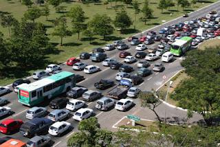 Erros na anotação de placas de veículos causam polêmica em João Pessoa