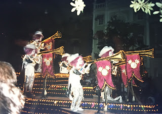 Spectromen Disney World Main Street USA