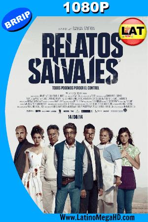 Relatos Salvajes (2014) Latino HD 1080P ()