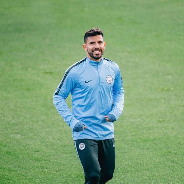 Aguero Hospitalised After Collapsing During Half-Time Against Nigeria