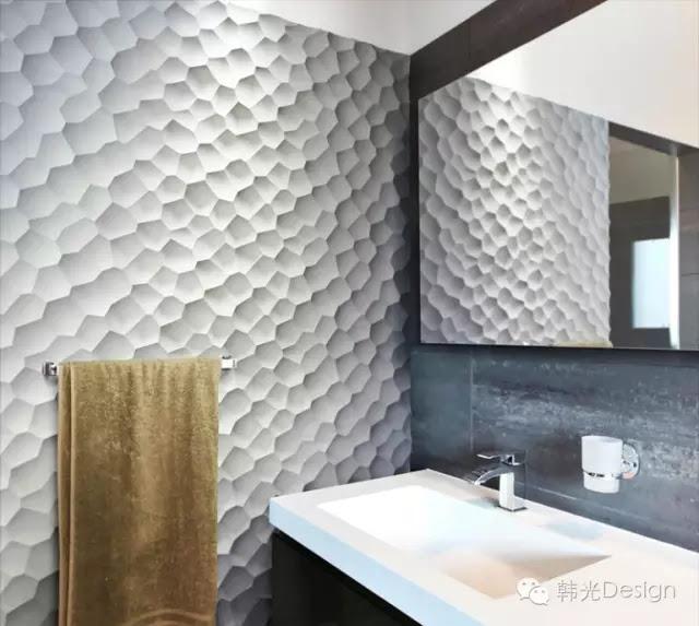 modularArts公司設計的Zelle瓷磚