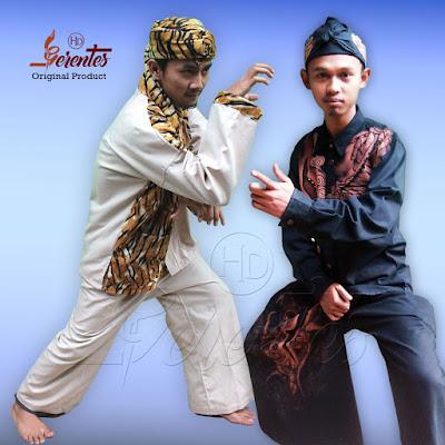 Baju Pangsi Batik