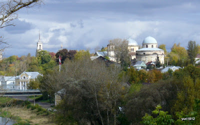 Новоторжский Воскресенский женский монастырь