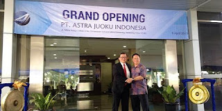 PT. Astra Juoku Indonesia karawang