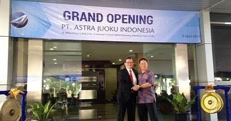 Lowongan Kerja PT. Astra Juoku Indonesia