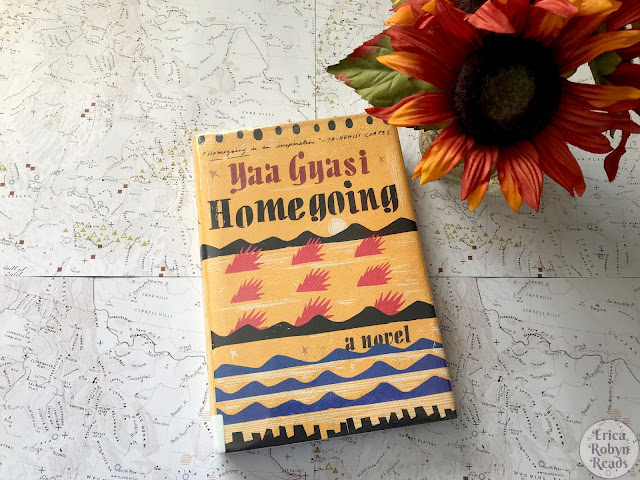 Book Review Homegoing by Yaa Gyasi
