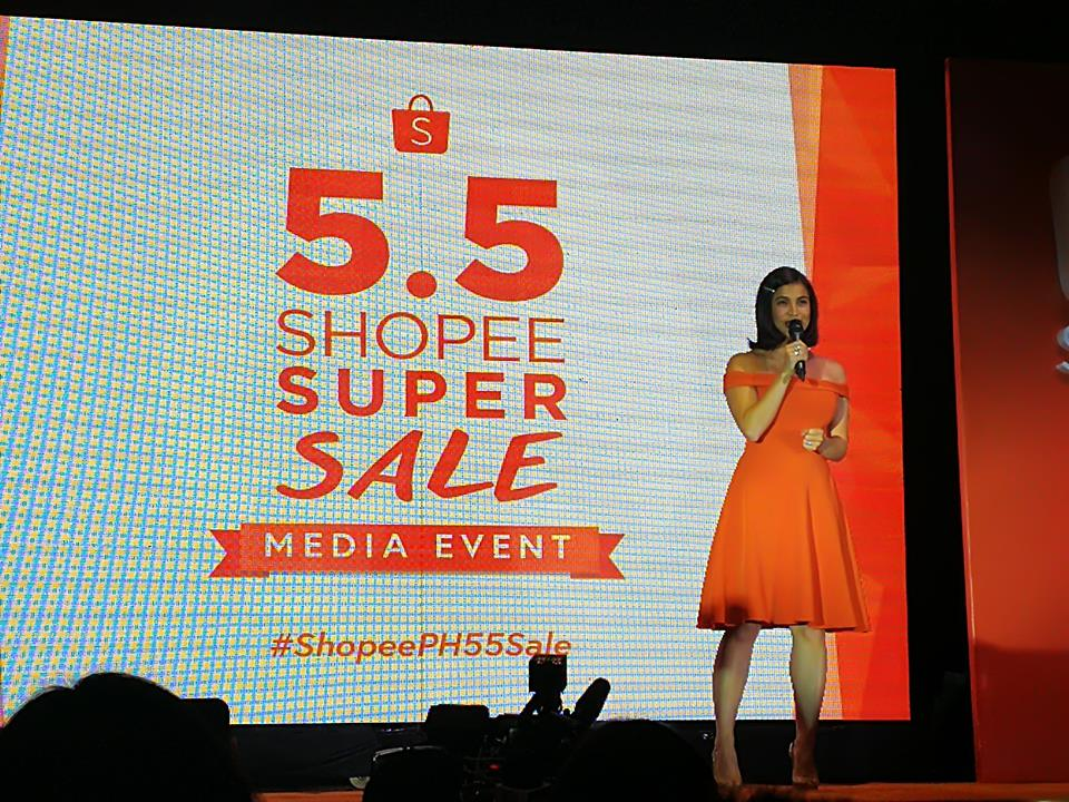 Shopee Announces Anne Curtis as First Celebrity Brand Ambassador and ... 2b974609d