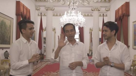 Youtuber tembus istana negara, ada apa ?