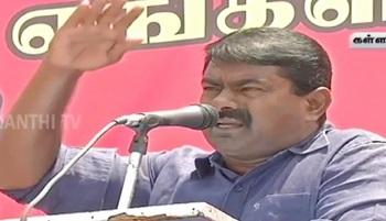 Seeman campaigns for NTK's Kallakurichi Candidate – Thanthi Tv