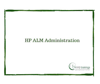HP ALM Administration Training in Hyderabad india