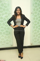 Actress Eesha Looks gorgeous in Blazer and T Shirt at Ami Tumi success meet ~  Exclusive 193.JPG