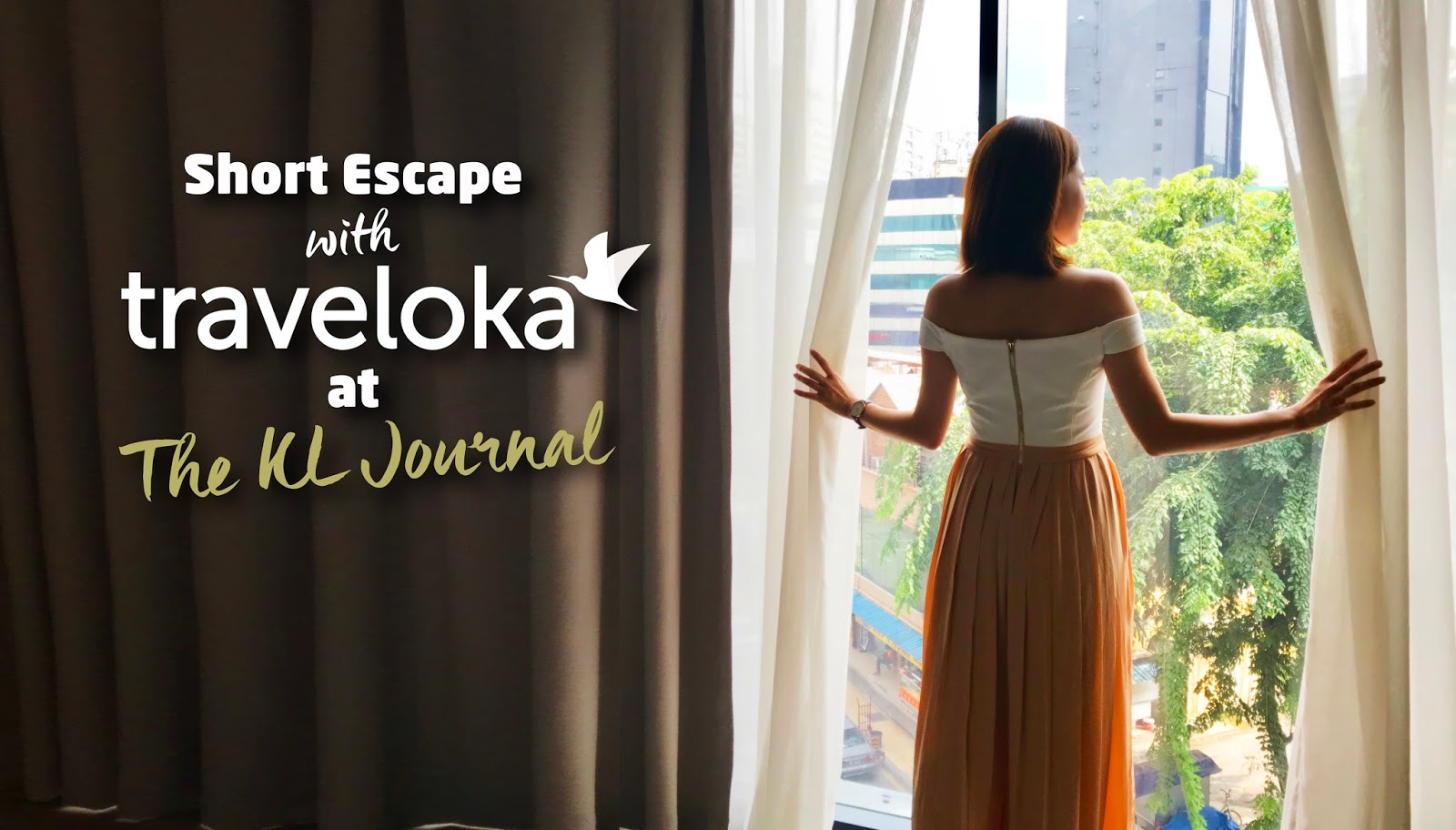 [Travel Review] My 2D1N Staycation Weekend with Traveloka at The KL Journal Hotel, Bukit Bintang