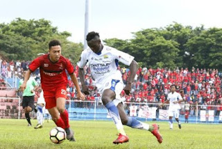 Persib Bandung Menang 2-0 atas Persijap Jepara