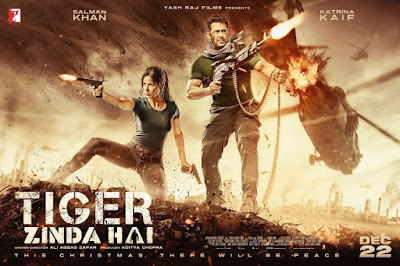 Tiger Zinda Hai Movie Poster Photo