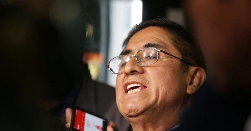 Poder Judicial aprueba extradición activa de ex juez supremo César Hinostroza