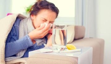 Passos simples para  proteger você e sua família da gripe naturalmente todos os anos