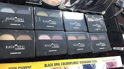 Black Opal ColorSplurge Eyeshadow Duos www.modenmakeup.com