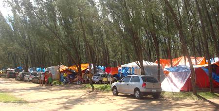 Camping Natural : Litoral de Santa Catarina