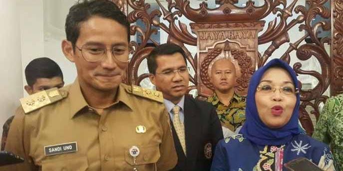 "Bongkar, Sandiaga Minta Bantuan Kejati DKI Bongkar ""Niat Jahat"" Kasus RS Sumber Waras"