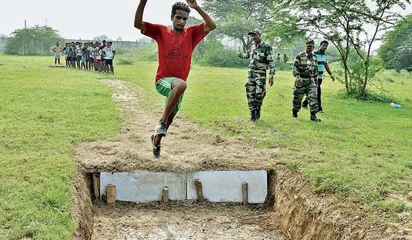 Kasaragod  Army Rally, Indian Army Rally, Open Bharti Rally