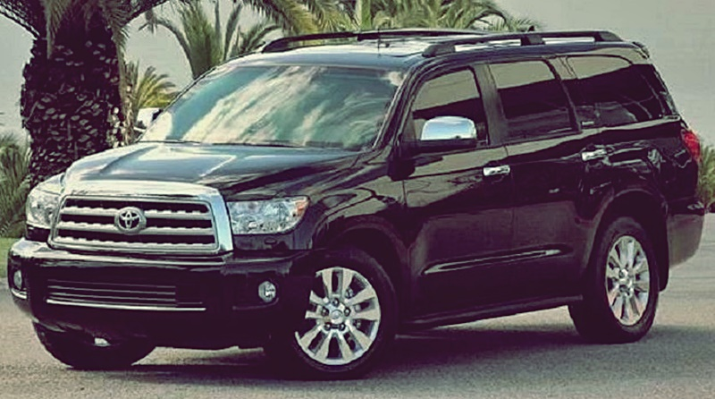 2018 Toyota Sequoia Suv Price Limited Models
