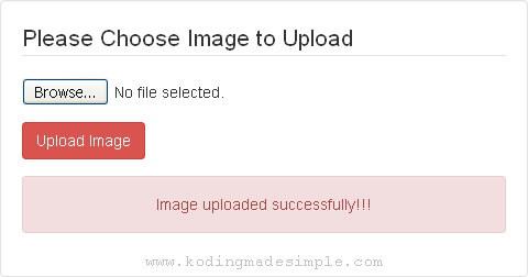 insert image into database php mysql