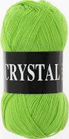 Пряжа Vita  Crystal зелень