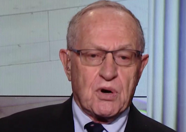 Dershowitz: Trump team playing 'into the hands' of Mueller investigation