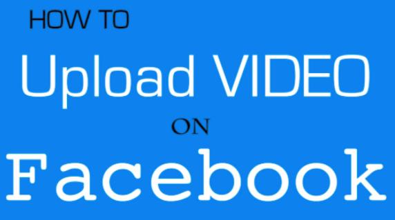 Video Upload Facebook Mobile