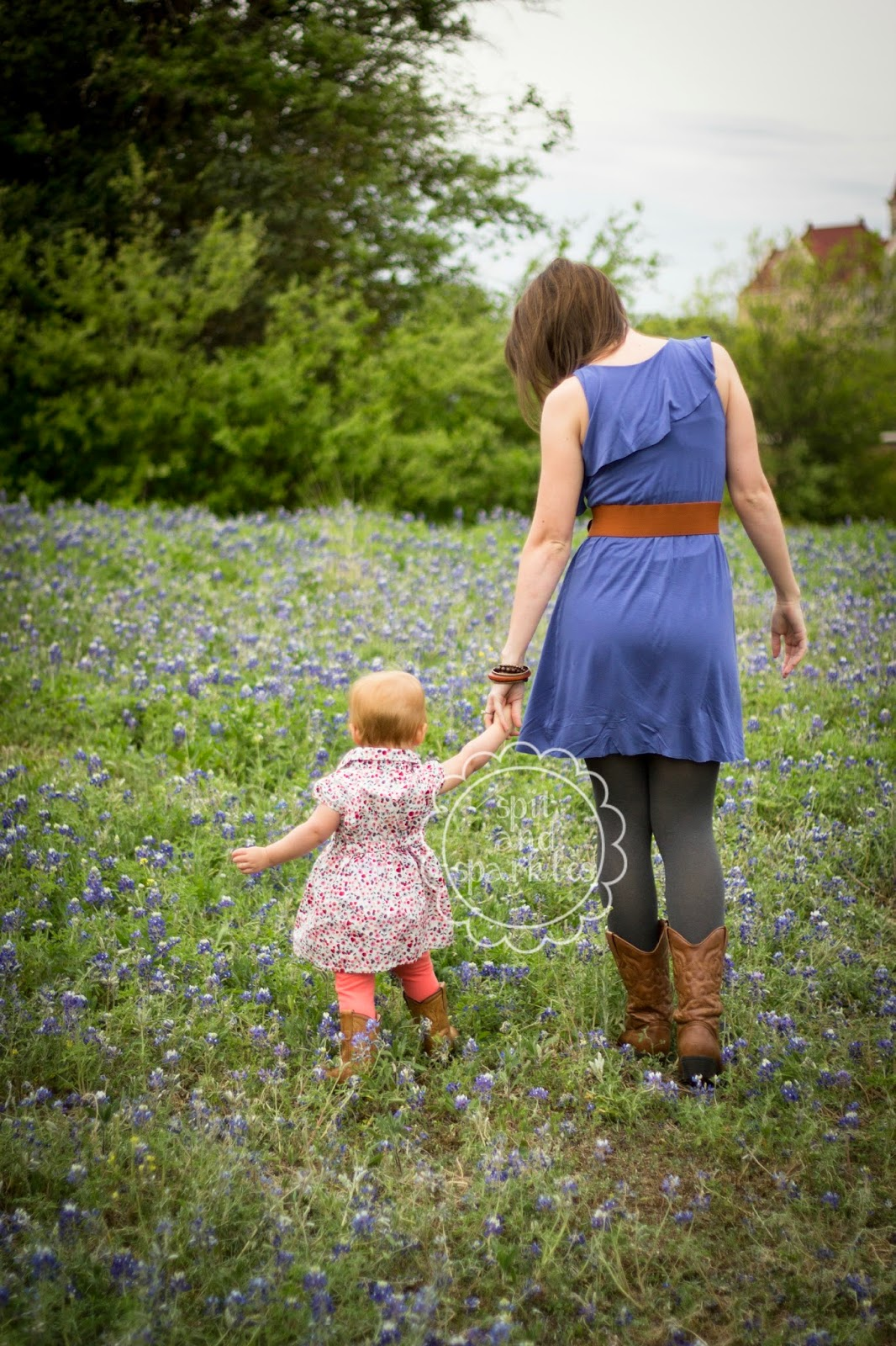 "Can you imagine how you would feel if your mom or dad had never told you how beautiful you are? ""Tell her she is pretty"" blog post via Spit and Sparkles Blog #beauty #loveyourself #confidence #daughter"