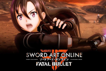 Download Game PC Sword Art Online: Fatal Bullet
