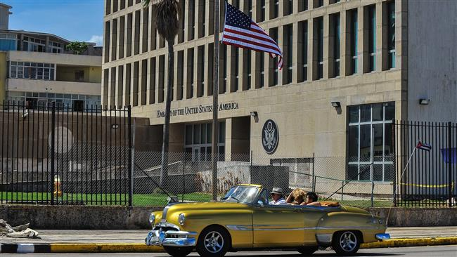 Cuba accuses US of 'slander,' calls sonic attack claims 'science fiction'