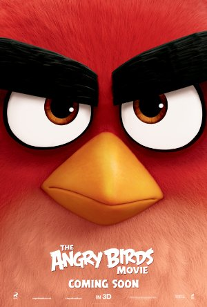 The Angry Birds Movie [2016] [DVDR] [NTSC] [Latino]