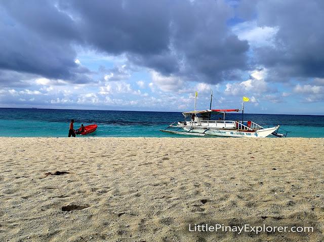 kalanggaman palompon leyte littlepinayexplorer white beach
