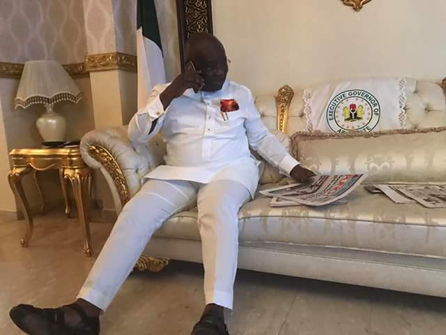 """""""The time for politics is long over"""" - Ikpeazu ... As he dedicates victory to Abians"""