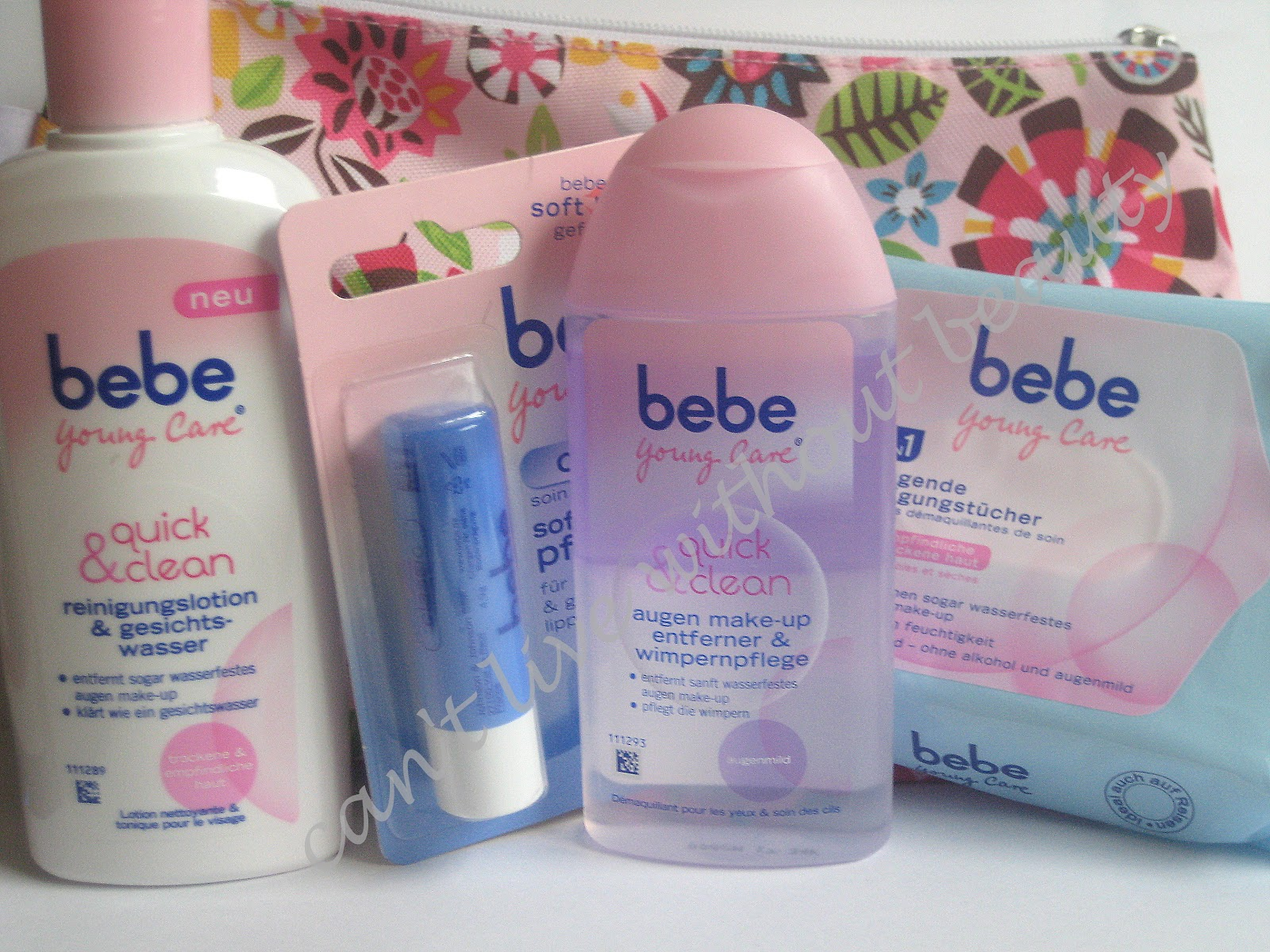 Bebe Produkte Can T Live Without Beauty Haul Bebe Clinique