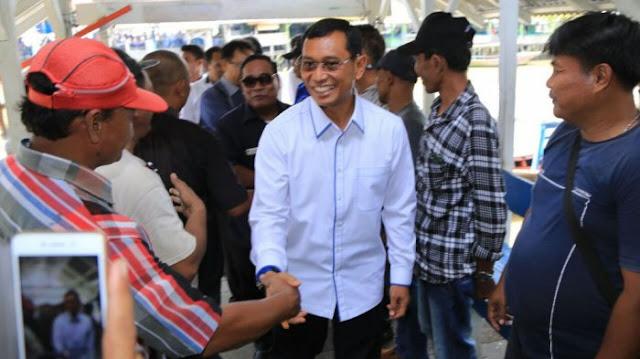 Dikunjungi JR Saragih, Ini Tanggapan Warga Bangun Percut