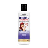 sos capilar bomba de vitaminas hidran, shampoo bomba hidran