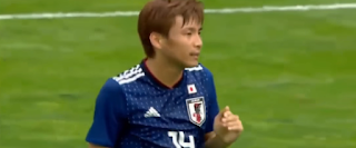 اليابان تفوز ودياً على باراجواى 4-2 استعداداً للمونديال
