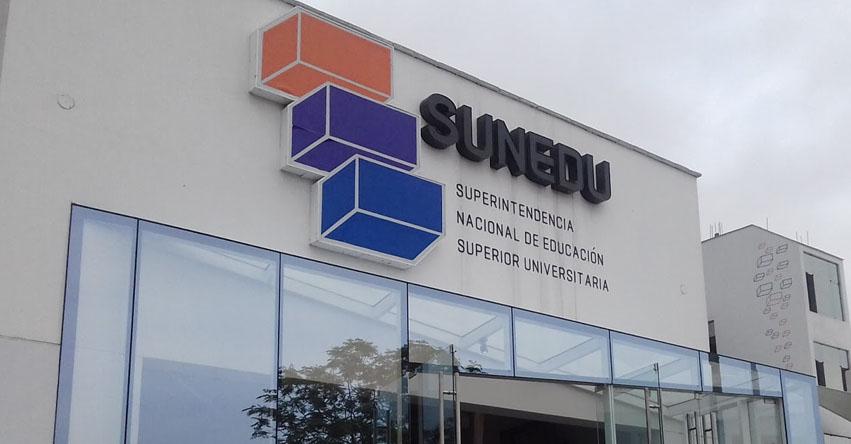 SUNEDU: Sepa qué hacer si la Superintendencia cierra tu universidad [VIDEO] www.sunedu.gob.pe