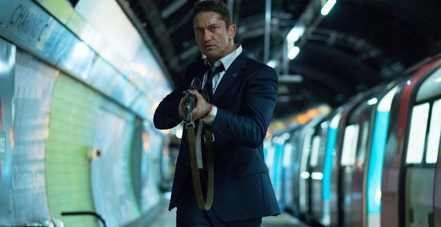Invasão à Londres | Cena estendida, trailers nacionais e arte inédita da ação com Gerard Butler, Morgan Freeman e Aaron Eckhart