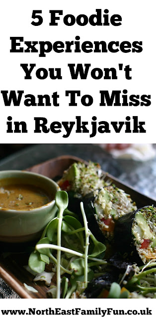 5 foodie experiences you won't want to miss when visiting Reykjavik