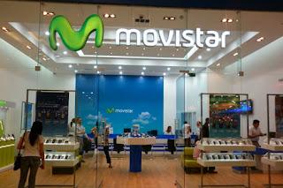 Oficinas y tiendas Movistar en Bogotá